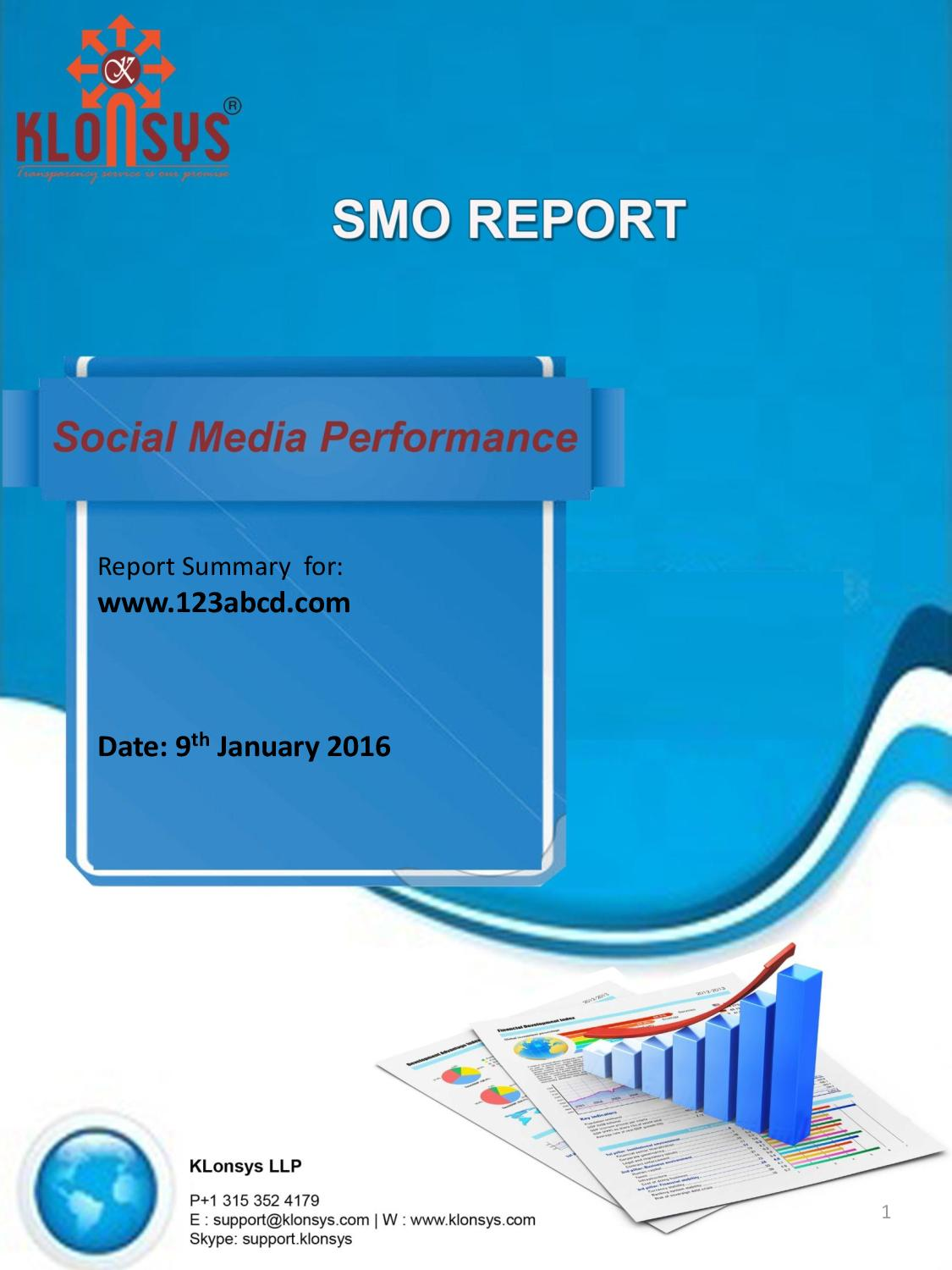 Social Media Report -page-001
